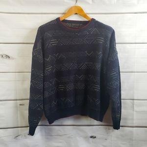 Vintage Jantzen 90s Mens Grandpa Sweater Oversized